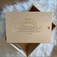 """Memory Box """"Time Capsule"""""""